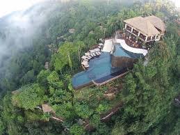 Hanging Gardens of Bali, Ubud, Aerial View