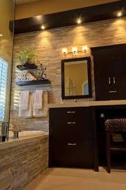 Dark Bathroom Tile 30 Stunning Natural Stone Bathroom Ideas And Pictures