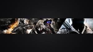 youtube gaming channel art. IMG Inside Youtube Gaming Channel Art