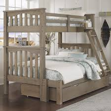 Highlands Harper Twin over Full Bunk Bed \u2013 Free Shipping