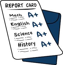 Quarter Cards First Quarter Report Cards Trinitas Academy