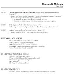 Student Resume Example Resume Builder No Job Experience Free