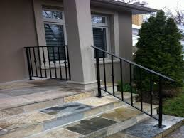 exterior wood railing. exterior iron railing wood designs wrought n