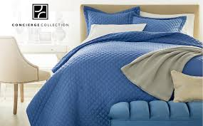 Qvc Bedding Comforter Sets Throughout Concierge Collection Luxury ...