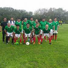 FC Mexico Veteranos - Home