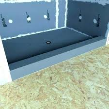 5 ft shower base shower pan kit base dimensions 5 ft curb over bathrooms plural in 5 ft shower base