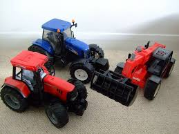 bruder farm toys tractor and manitou bundle scale 1 16