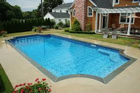 inground pools. Summer Just Started And The Temperature Is Heating Up. You Want To Cool Down, But Tower Fan In Living Room Not Cutting It Anymore. Inground Pools