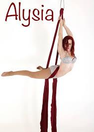 Alysia James, Aerialist. | Aerial arts, Pole fitness, Ballet skirt