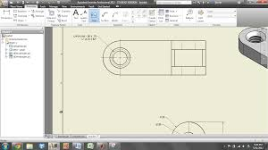 Autodesk inventor 2020 essential training. Creating Drawings In Inventor Mae3