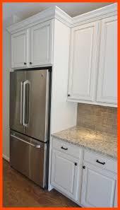 kitchen cabinets kitchen cabinets above fridge inspiring refrigerator end panel installation side ideas image of kitchen cabinets above fridge concept and