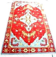 gray and red rug grey walls black area rugs white bl creative design tan