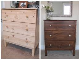 tarva dresser ikea. Simple IKEA Tarva Makeover With Trim And Gel Stain Dresser Ikea