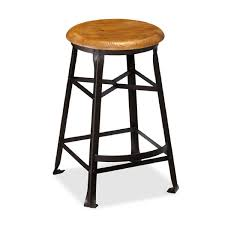 wooden seat bar stools. Pottery Barn Decker Wood Seat Barstool Wooden Bar Stools A