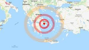 Terremoto Grecia e Turchia: scossa di magnitudo 4.7