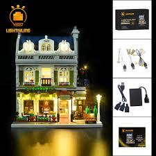 Parisian Restaurant Lighting Kit Super Promo 7c225 Lightailing Led Light Kit For 10243