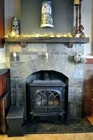 slate tiled fireplace slate tile fireplace hand cut rustic slate tile fireplace surround slate tile fireplace