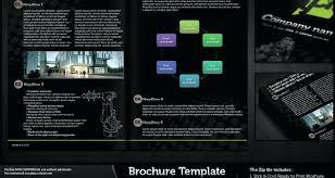 Template Brosur Download Template Brosur Lipat 3 Word Updrill Co