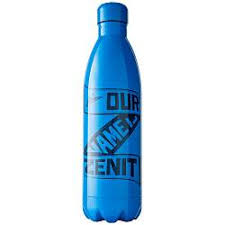 <b>Термос Our Name Is</b> Zenit, голубой купить: цена на ForOffice.ru