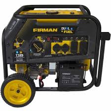 electric generators. Firman Generators H05751 Electric T