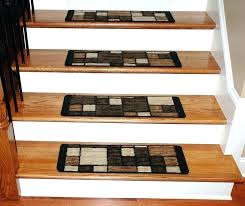 carpet for steps washable stair treads hop scotch chocolate runners home depot ideas tread outdoor vista rugs stair treads