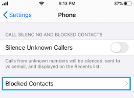 How to unblock a number with your phone company. How To Block Someone On Iphone