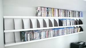 cd wall mounted storage amazing details about storage rack wall for wall mountable dvd storage