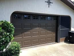 garage door repair largo fl garage door installation a black shiny garage door in fl home