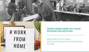 On one level, medical billing is as simple as it sounds: Home Based Career Option Occupation In Demand Medical Billing Coding