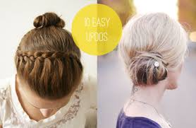 easy do it yourself updos for long hair photo 4
