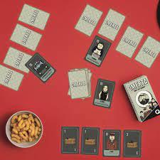 OMERTA | Brainburner KARTENSPIEL | Helvetiq – Charles & Marie's Design- &  Geschenke-Shop