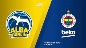 ALBA Berlin - Fenerbahce Beko Istanbul Highlights | Turkish Airlines  EuroLeague, RS Round 13 - video Dailymotion