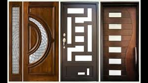 top modern wooden door designs home plan design main wood front doors bedroom entry with window exterior sidelights glass catalogs double outside catalogue