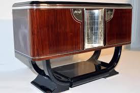 Art Deco Barschrank Palisander B145xh60xt41 Cyk Art Deco
