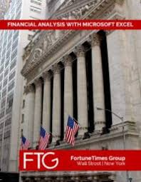 Financial Analysis Of Microsoft Financial Analysis With Microsoft Excel Fortunetimes Group