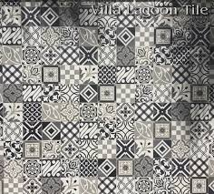 our patchwork evening cement tile can also be found in central florida s luxury costa d este beach resort spa emilio and gloria estefan purchased and