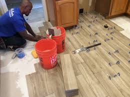 how to clean a ceramic tile floor