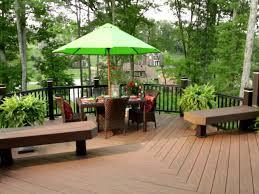 deck landscape