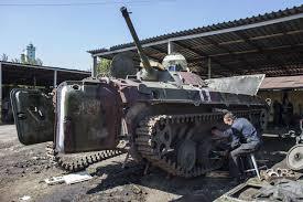 боевики обострили ситуацию под мариуполем украинские воины жестко