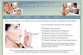 makeup artists atl
