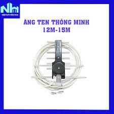 ăng ten tivi thông minh thu sóng DVB T2 kèm dây 12m-15m tại Hà Nội