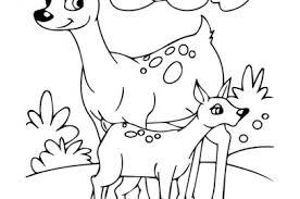 What is your favorite animal? Top 25 Free Printable Coloring Pages Of Animals Online