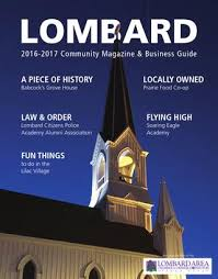 Lombard IL Chamber Profile by Town Square Publications, LLC - issuu