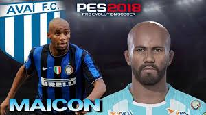 Maicon PRO EVOLUTION SOCCER 2018 - YouTube