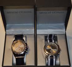 men 039 s american exchange quartz black or silver wrist watch men 039 s american exchange quartz black or silver wrist watch tachymeter guy 039 s gift