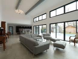 Perfect 01 Plafond à Double Rampant Et Maison Contemporaine