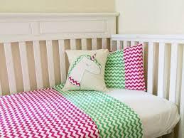 unicorn pillow cover chevron unicorn