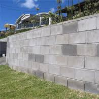 Supplier of quality concrete and sandstone besser blocks, screen wall blocks,  retaining walls systems