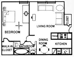 44 best shop with living quarters images on pinterest house 550 Sq Ft House Plans one bedroom apartment floor plan 500 sq ft google search 5500 sq ft house plans