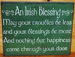Irish Love Quotes Enchanting Irish Blessings Weddings Wedding Gifts By SleepyHollowPrims On Zibbet